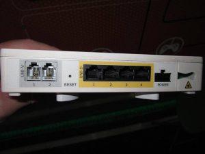 nbn NTD ports